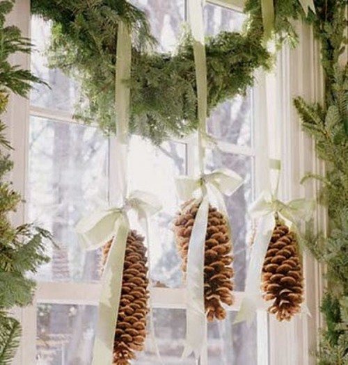 34 Awesome Winter Garlands For Creating An Atmosphere