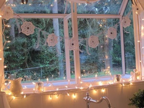 Awesome Winter Garlands For Creating An Atmosphere