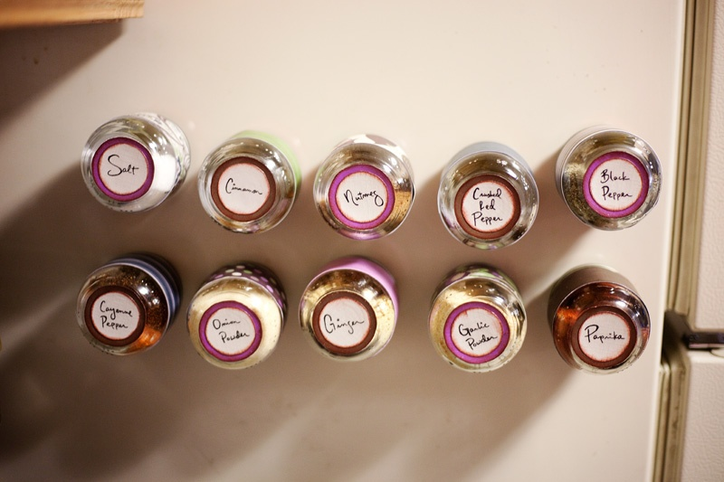 Baby Food Spicers