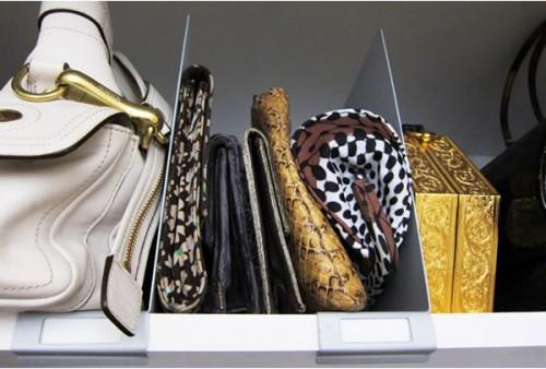 Bags Storage Ideas