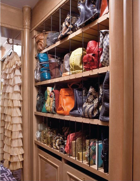 17 Creative Bags Storage Ideas