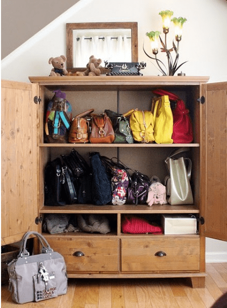 Bags Storage Ideas