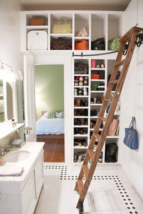 17 creative bags storage ideas shelterness