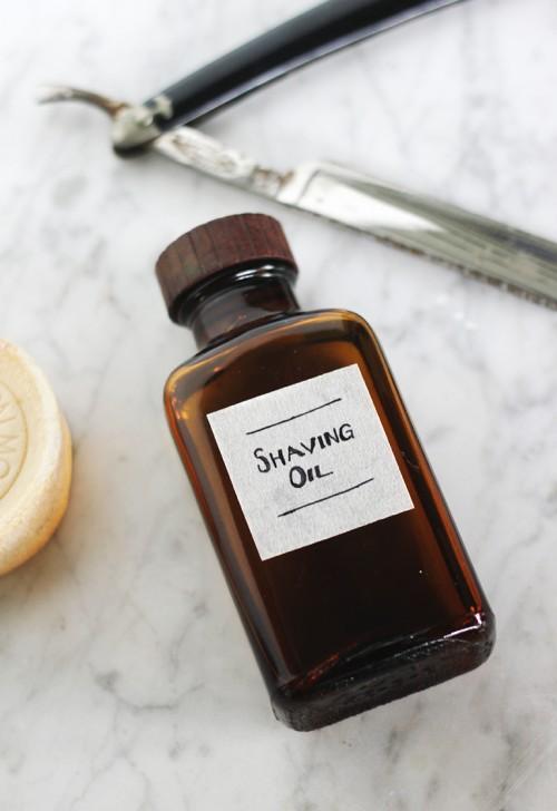 Basic Diy Pre Shave Oil