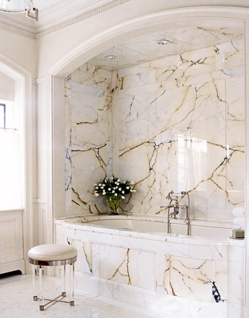 21 cool bathroom backsplash ideas - shelterness