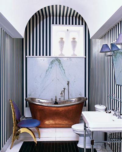 12 Awesome Backsplashes That Aren T Tile: 21 Cool Bathroom Backsplash Ideas
