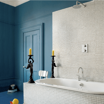 Bathroom Backsplash Ideas on 21 Cool Bathroom Backsplash Ideas   Pelfind
