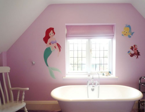 Decorate Girls Room For Mermaids