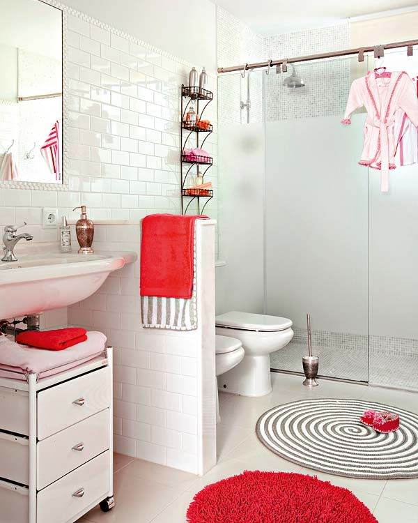 10 Little Girls Bathroom Design Ideas - Shelterness