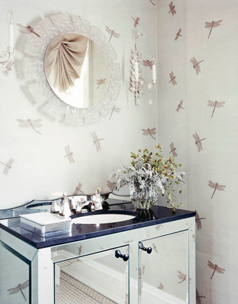 Picture of bathroom vanity decor ideas for Bathroom vanity decor pinterest