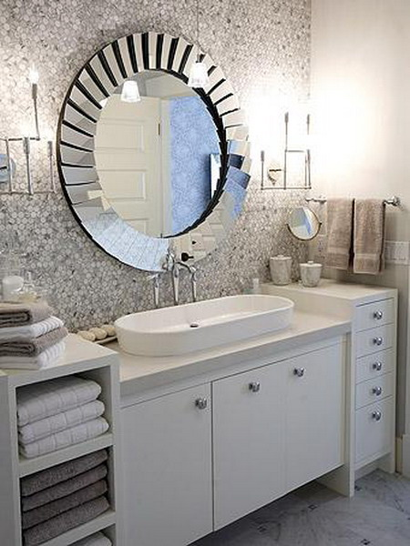 50 Bathroom Vanity Decor Ideas - Shelterness