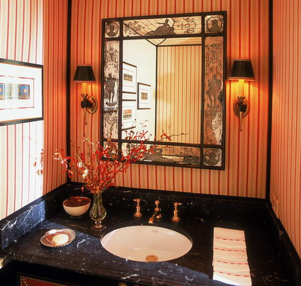 50 Bathroom Vanity Decor Ideas Photo 33