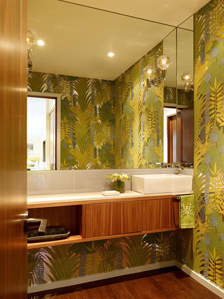Decorating Ideas > Bathroom Vanity Decor Ideas  Shelterness ~ 124558_Decorating Bathroom Vanity Ideas