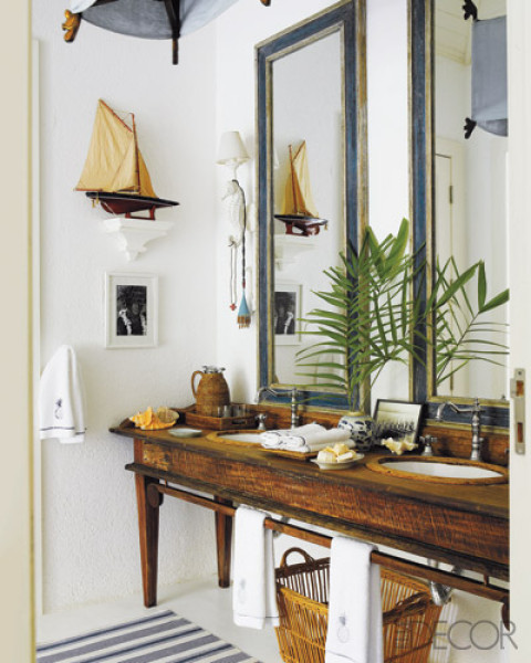 50 bathroom vanity decor ideas - shelterness