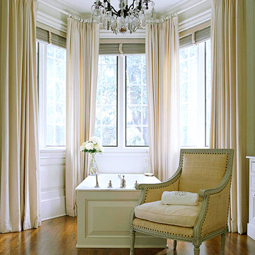 bay window decorating ideas - Bay Window Design Ideas