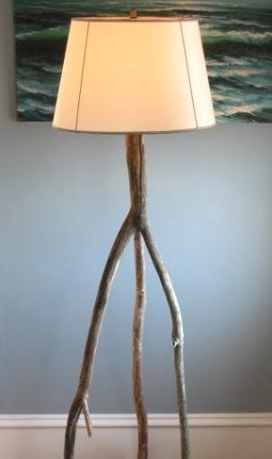 floor driftwood lamp (via completely-coastal)