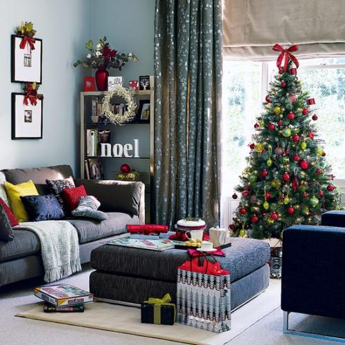 25 Beautiful Christmas Tree Decorating Inspirations