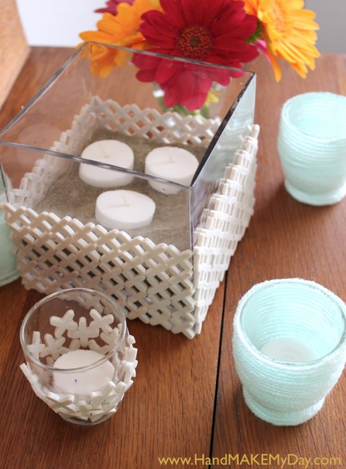 beach sand candleholders (via handmakemyday)