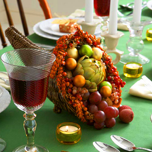 10 Beautiful Diy Cornucopias For Thanksgiving Decor Shelterness