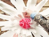 Beautiful Diy Flowers For Spring Or Wedding Decoration