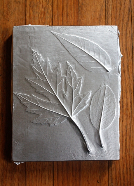 Beautiful Diy Leaf Decor