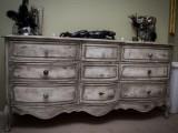antique shabby chic dresser