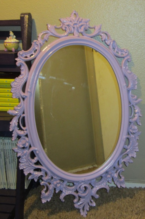 9 Beautiful Diy Shabby Chic Mirrors To Bring The Charm Shelterness