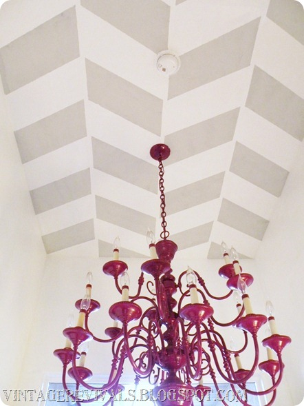 5 Beautifully Painted DIY Ceilings