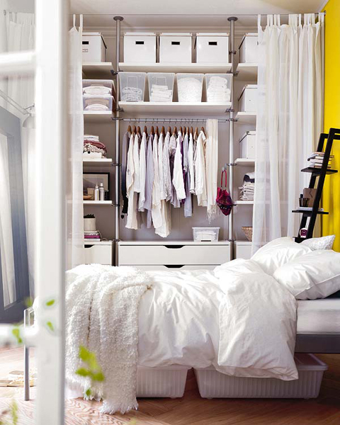 80 Bedroom Storage Organization Ideas - Shelterness