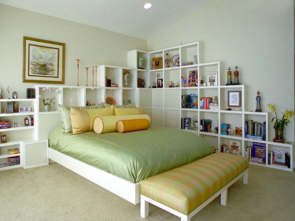 Bedroom Storage Ideas | Shelterness