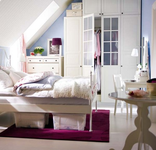 30 Bedroom Storage Organization Ideas