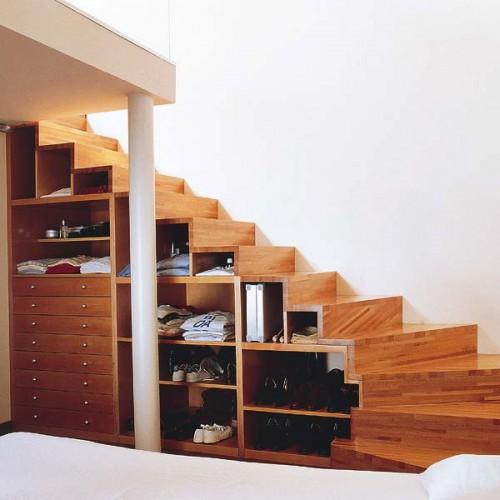 7 Bedroom Under Stairs Storage Ideas