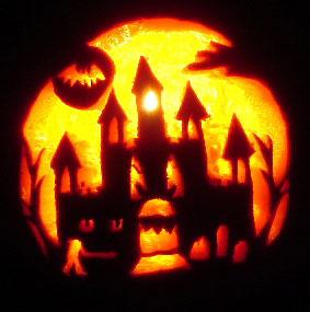 Belmont Castle Pumpkin