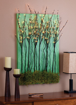 5 The Most Cool DIY Art Projects of 2011