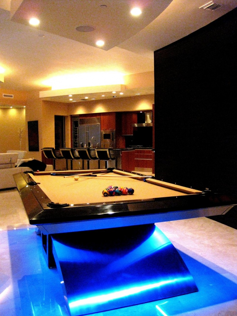 billiard billiard room lighting