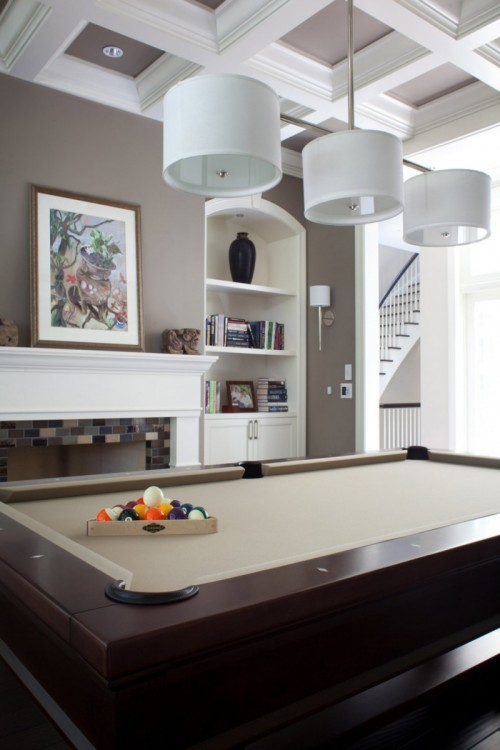10 billiard room decor inspirations shelterness