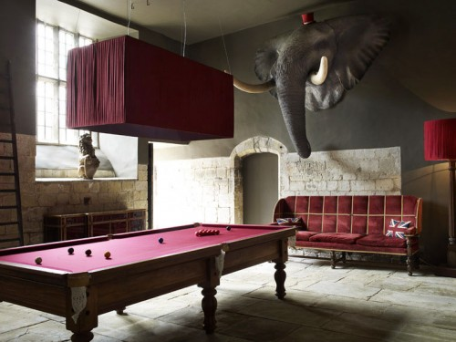 Pool Room Decorating Ideas image of decorating for billiard room 10 Cool Billiard Room Design Ideas