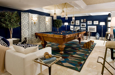 10 Cool Billiard Room Design Ideas Shelterness