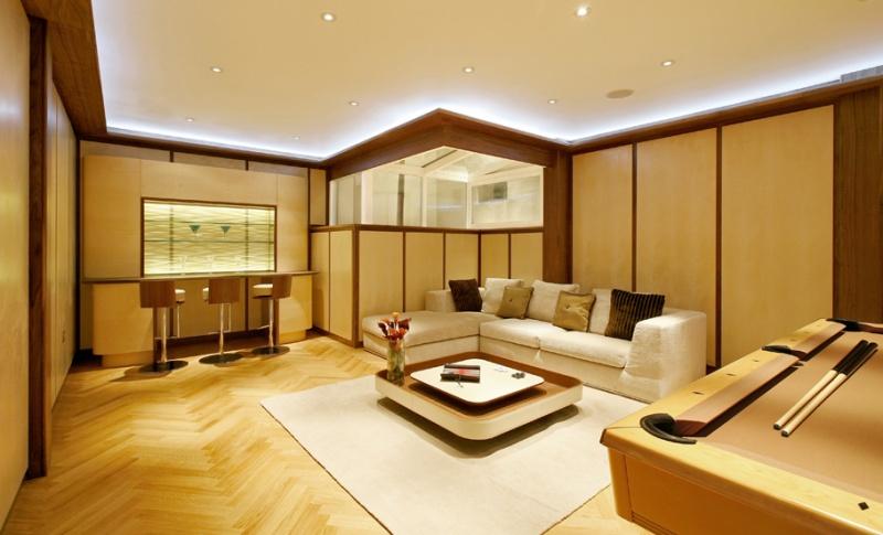 billiard room design ideas - Room Design Ideas