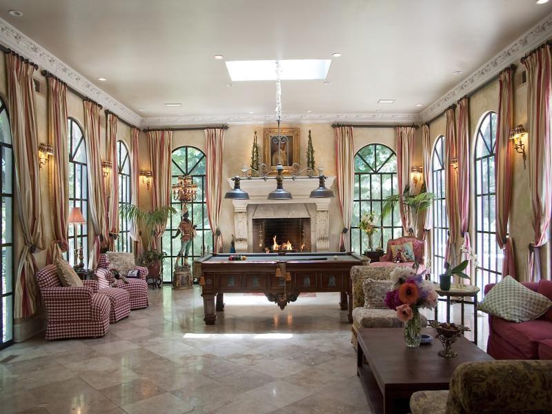 Billiard Room Design Ideas
