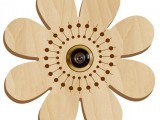Birch Wood Peephole