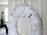 mummy wreath