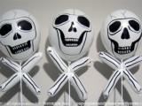 skull baloons