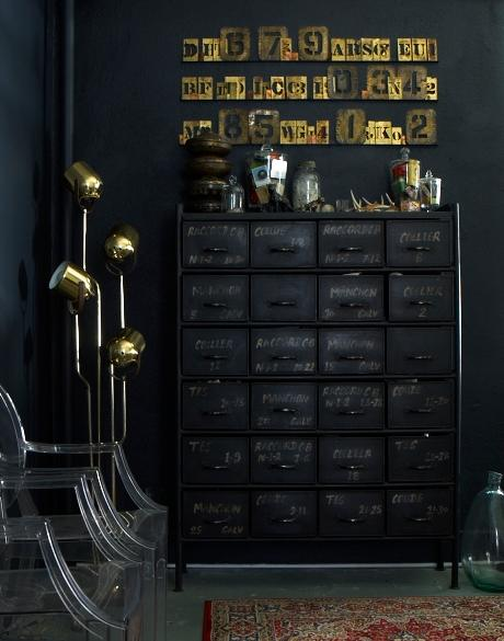 Black Interior Design Ideas