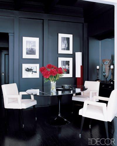 25 Black Room Design Ideas