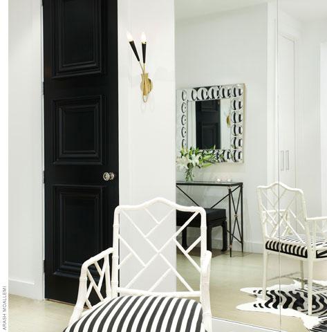 25 ideas to use black interior doors 187 photo 16