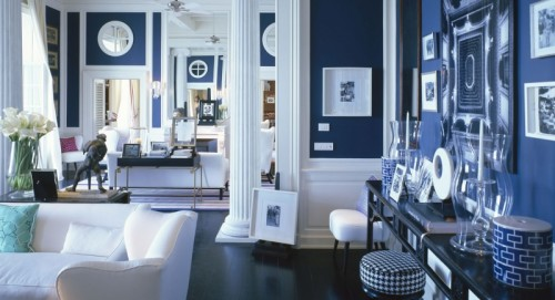25 blue room design ideas shelterness