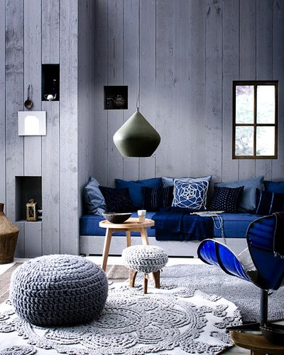 25 Blue Rooms | Curbly