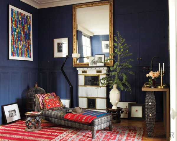 picture of blue room design ideas
