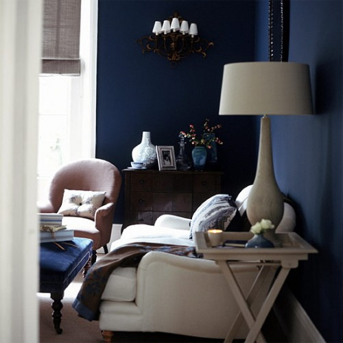 Blue Room Design Ideas